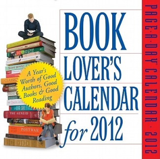Book Lover's Page-A-Day Calendar