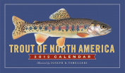 Trout of North America 2012 Calendar