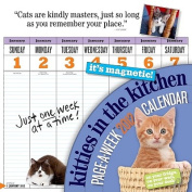 Kitties in the Kitchen 2012 Calendar