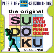 The Original Sudoku Page-A-Day Calendar
