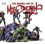 The Marvel Art of Mike Deodato, Jr.