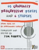 65 Gradually Progressive Pieces and 6 Studies