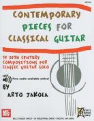 Contemporary Pieces for Classical Guitar