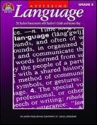 Assessing Language - Grade 5