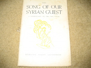 Song of Our Syrian Guest