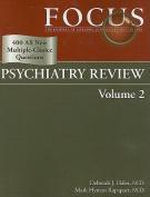 Focus Psychiatry Review: v. 2