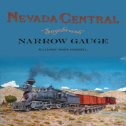 Nevada Central Sagebrush Narrow Gauge