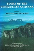Flora of the Venezuelan Guayana, Volume 3