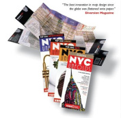 NYC Classic Unfolds Pop-Up Map by Vandam