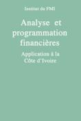 Analyse Et Programmation Financieres