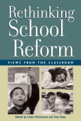 Rethinking School Reform