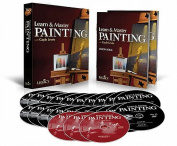 Learn & Master Painting - Homeschool Edition  : Book/3-CD/20-DVD Pack