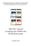 Intergenerational Group Supplement for the Community Life Series