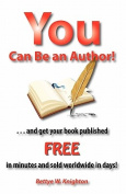 You Can Be an Author