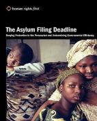 The Asylum Filing Deadline