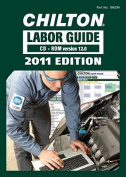 Chilton 2011 Labor Guide CD-ROM