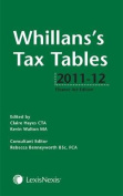 Whillans's Tax Tables: 2011-12