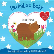 Forest Friends (Peekaboo Baby) [Board book]