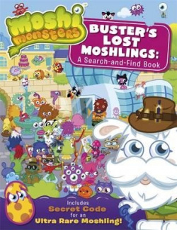 Moshi Monsters: Buster's Lost Moshlings: A Search-and-Find Book (Moshi Monsters)