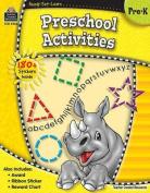 Preschool Activities, Pre-K