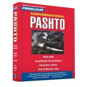Pimsleur Pashto Conversational Course - Level 1 Lessons 1-16 CD [Audio]