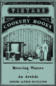 Brewing Waters - An Article