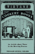 An Article about Water in the Brewing Process