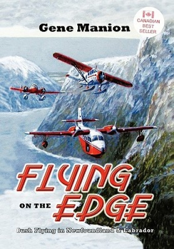Flying on the Edge by Gene Manion.