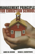 Management Principles for Christian Schools