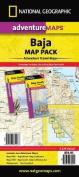 Baja California, Mexico, Map Pack Bundle