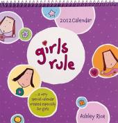 Girls Rule Calendar
