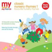 Classic Nursery Rhymes: v. 1 [Audio]