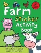 Farm Sticker Activity Book