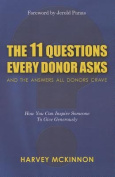 The 11 Questions Every Donor Asks and the Answers All Donors Crave
