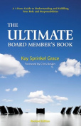 The Ultimate Board Member's Book
