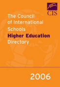 CIS Higher Education Directory 2006