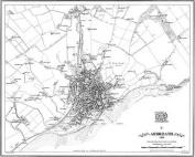 Arbroath 1859 Map