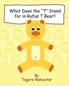 """What Does the """"T"""" Stand for in Rufus T Bear"""
