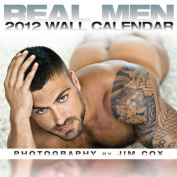 2012 Real Men Wall Calendar