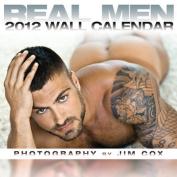 2012 Real Men Wall Calendar