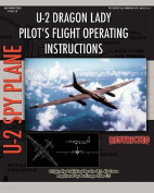 U-2 Dragon Lady Pilot's Flight Operating Instructions