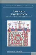 Law and Sovereignty in the Middle Ages and the Renaissance
