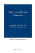 Ulrich Von Hutten's Arminius