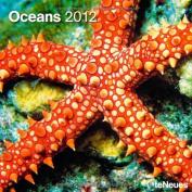 2012 Oceans Grid Calendar