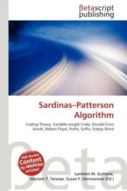 Sardinas-Patterson Algorithm