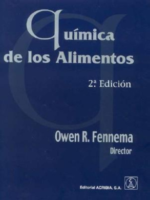 Quimica de Los Alimentos - 2 Edicion