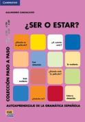Ser o Estar? [Spanish]
