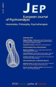 JEP European Journal of Psychoanalysis 29