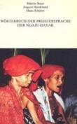 Weorterbuch der Priestersprache der Ngaju-Dayak