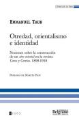 Otredad, Orientalismo E Identidad [Spanish]